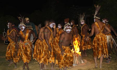Siddi Tribal Dance